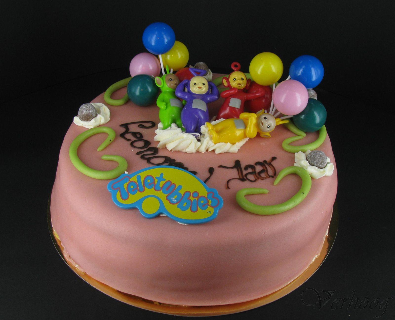 teletubbie taart maken Taart op maat   Bakkerij Verhoog teletubbie taart maken