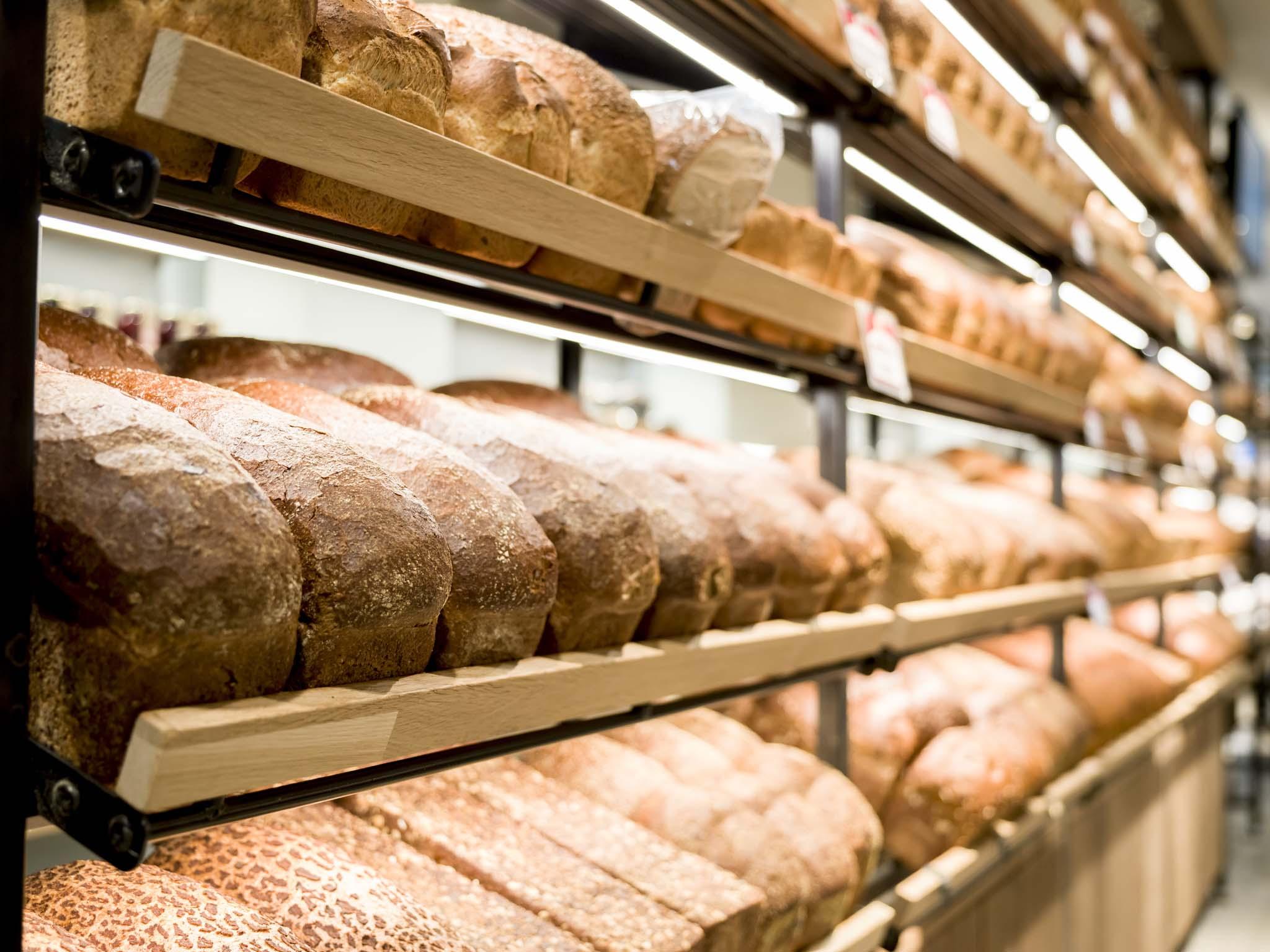 Afbeeldingsresultaat voor vers brood